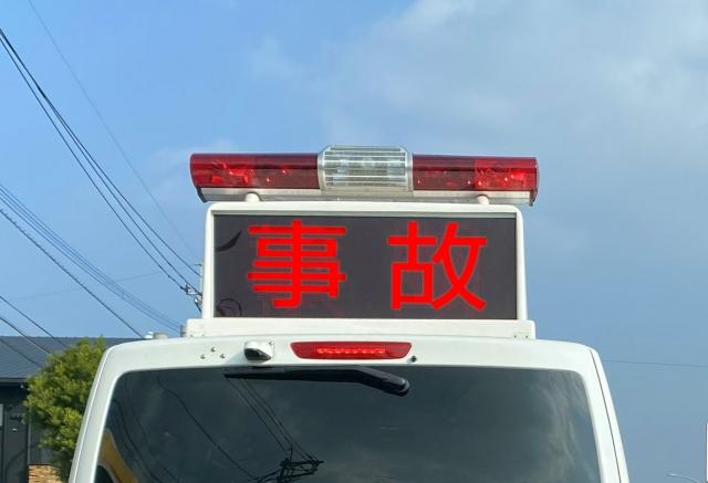 もしも交通事故に遭ってしまったら… 4つの対処法(世田谷区 喜多見 狛江)
